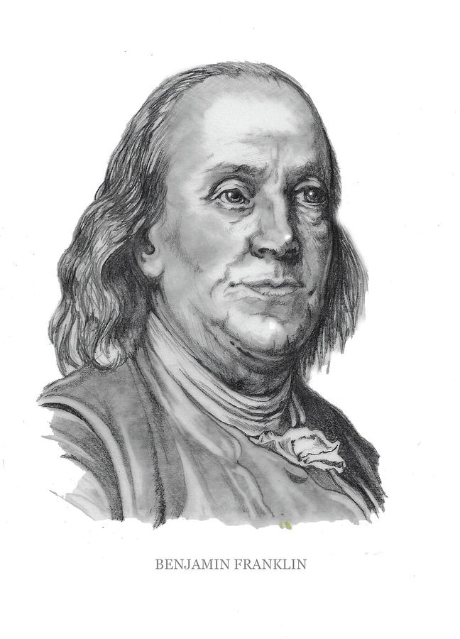 Benjamin Frankline  by Joan Garcia