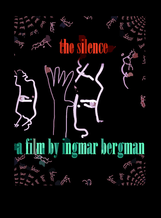Bergman The Silence Sweden 1963 by Paul Sutcliffe