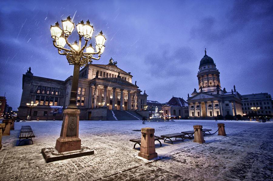Berlin Gendarmenmarkt Photograph by Www.flickr.com/bslmmrs