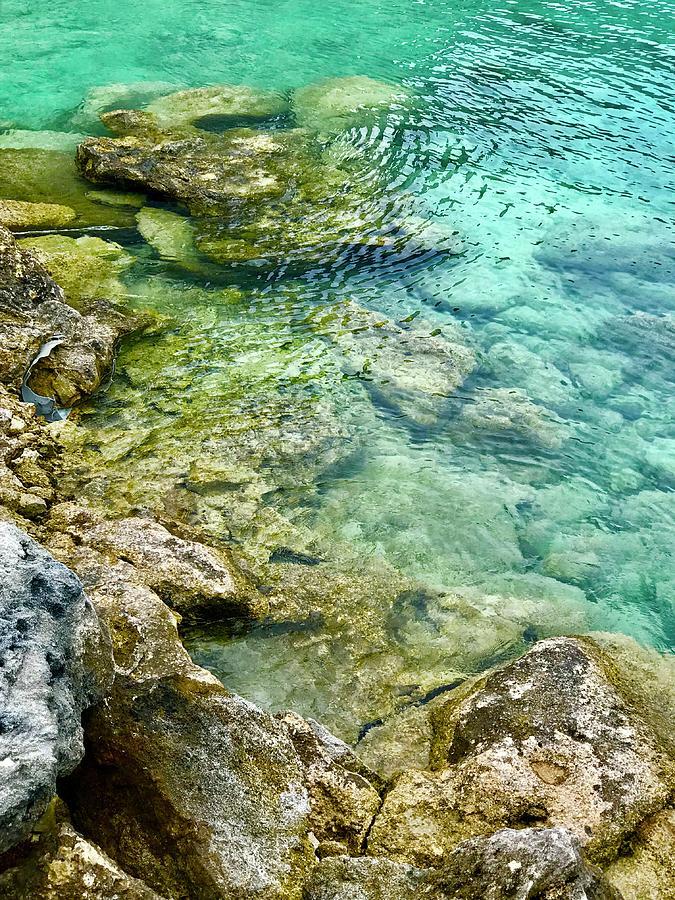 Bermuda clear by Florence Ferrandino