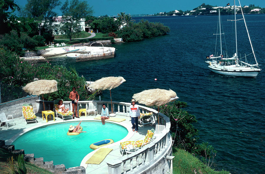 Bermuda Idyll Photograph by Slim Aarons