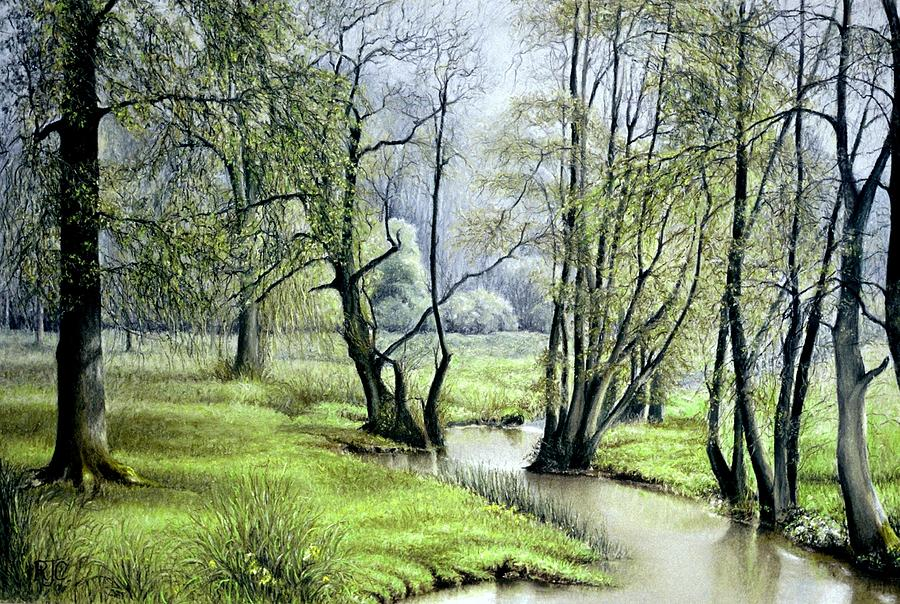 Beside Still Waters by Rosemary Colyer