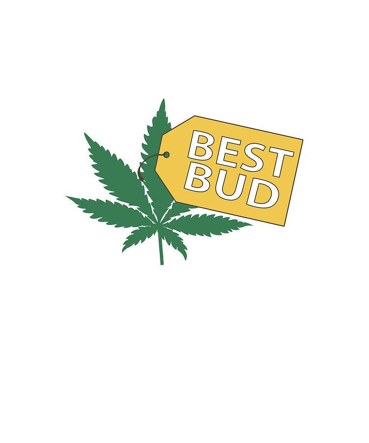 bd3f9465b81a Best Bud Store Joke Pot Weed Smoke High Vape Marijuana Leaf Funny Vape by  Harry Bjelke-Petersen