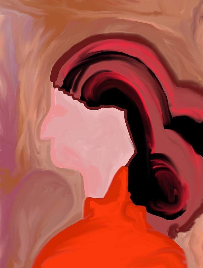 Oneness Digital Art - Bestowing Freedom by Joan Ellen Kimbrough Gandy