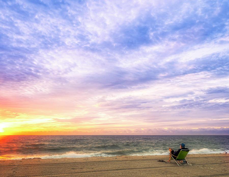 Bethany Beach Sunrise by David Kay