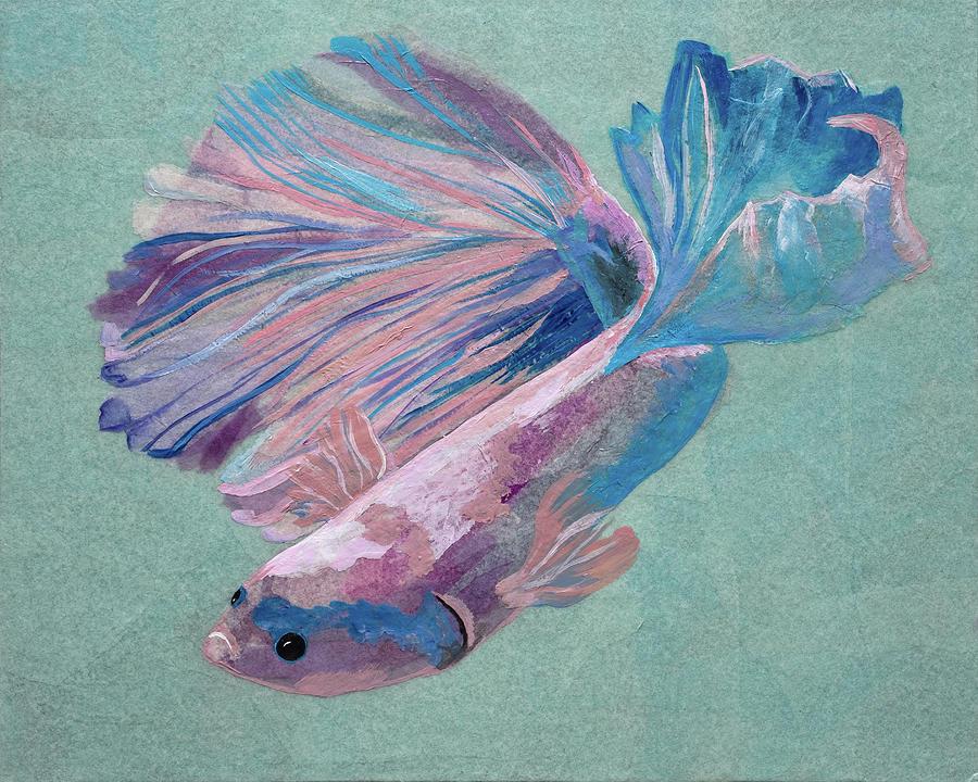 Betta Fish by Laelia Watt
