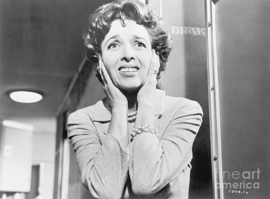 Beverly Garland In The Alligator People Photograph by Bettmann