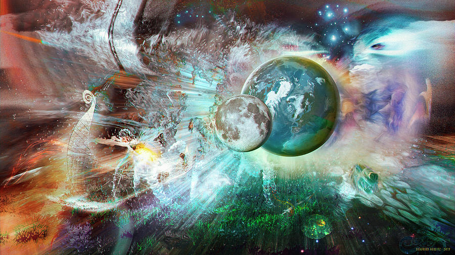 Beyond Midgard