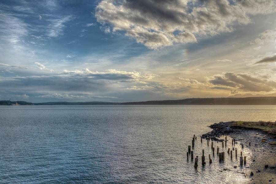 Port Townsend Photograph - Beyond Oz by Spencer McDonald