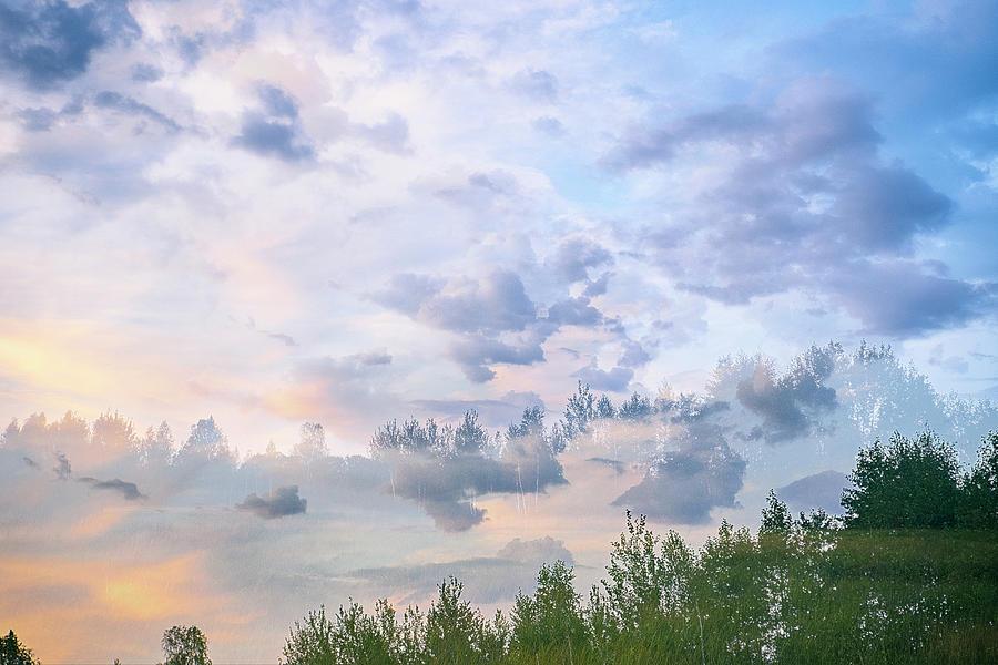 Beyond the sky st. 3. Shchymel, 2018. by Andriy Maykovskyi