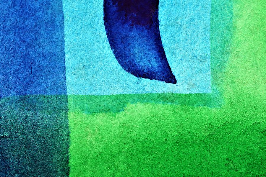Bright Colors Painting - BG by Stuart Peterman