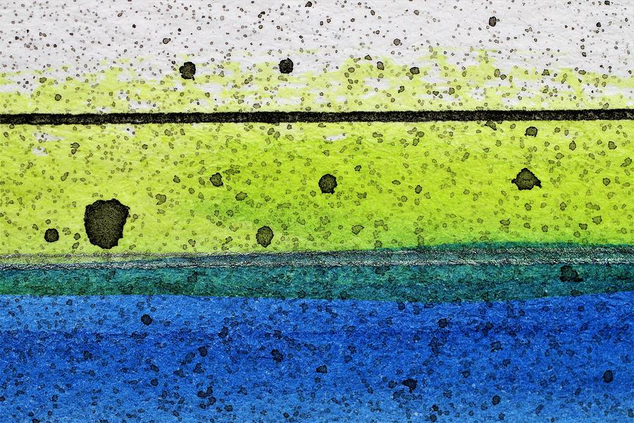 Bright Colors Painting - Bgw2 by Stuart Peterman