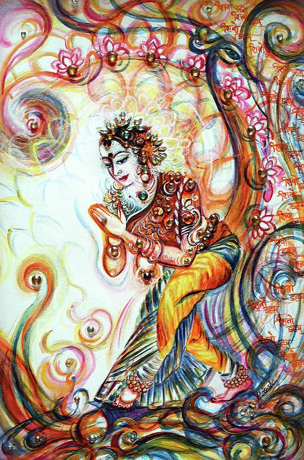 Bharatnatyam - devotion  by Harsh Malik