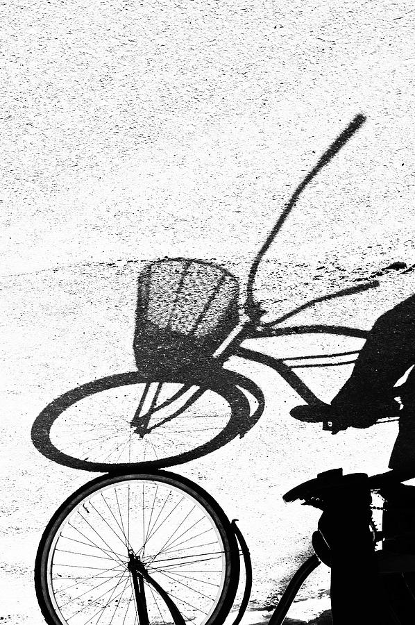 Bicycle Photograph by Clara Panigazzi