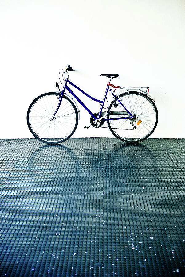 Bicycle Photograph by Ilbusca