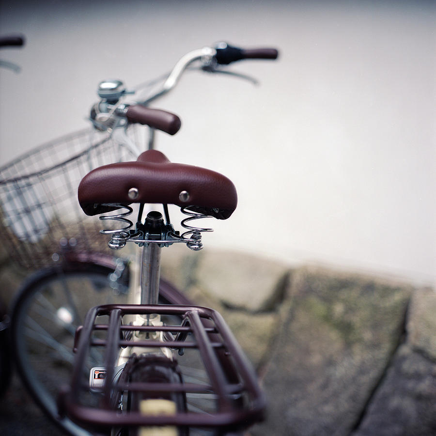 Bicycle Photograph by Seeing Through My Eyes
