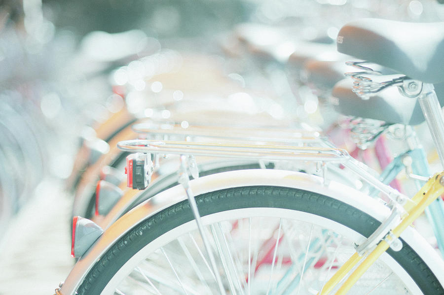 Bicycle Photograph by So1