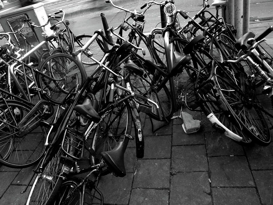 Bicycles  by Edward Lee