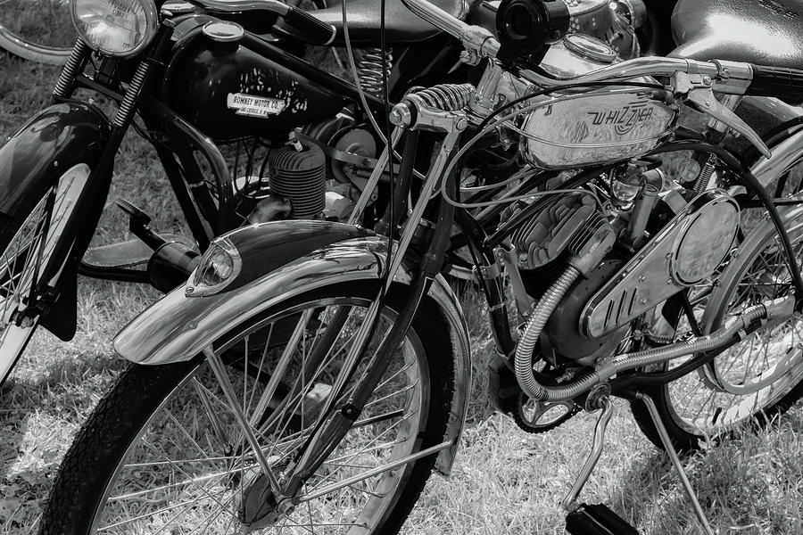 Bicycles Photograph - Bicycles by Michelle Wittensoldner