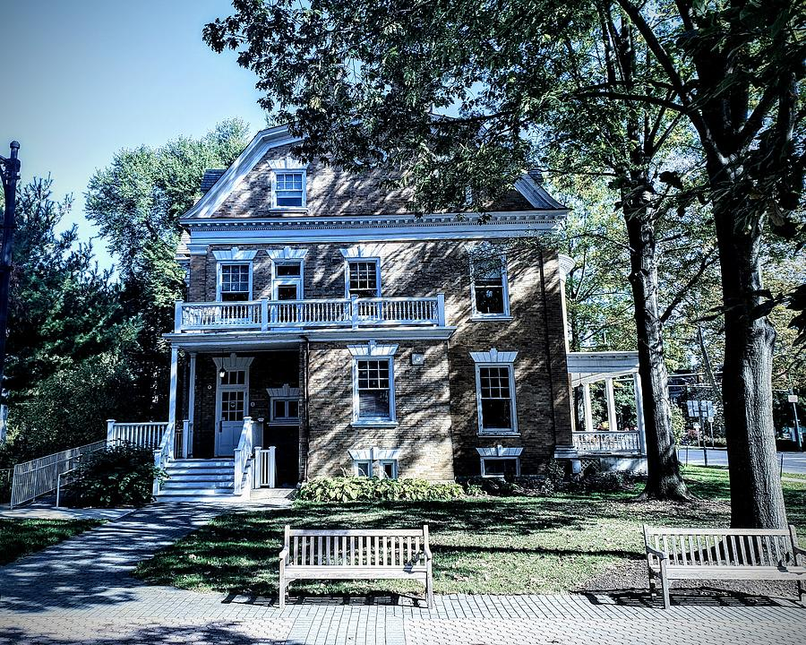 Biddle House by Paul Kercher
