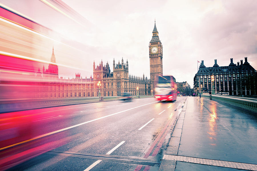 Big Ben Photograph by Lightkey