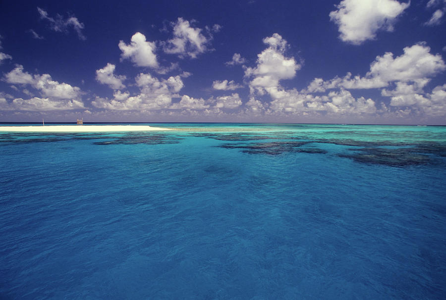 Big Blue Lagoon Photograph by Tammy616