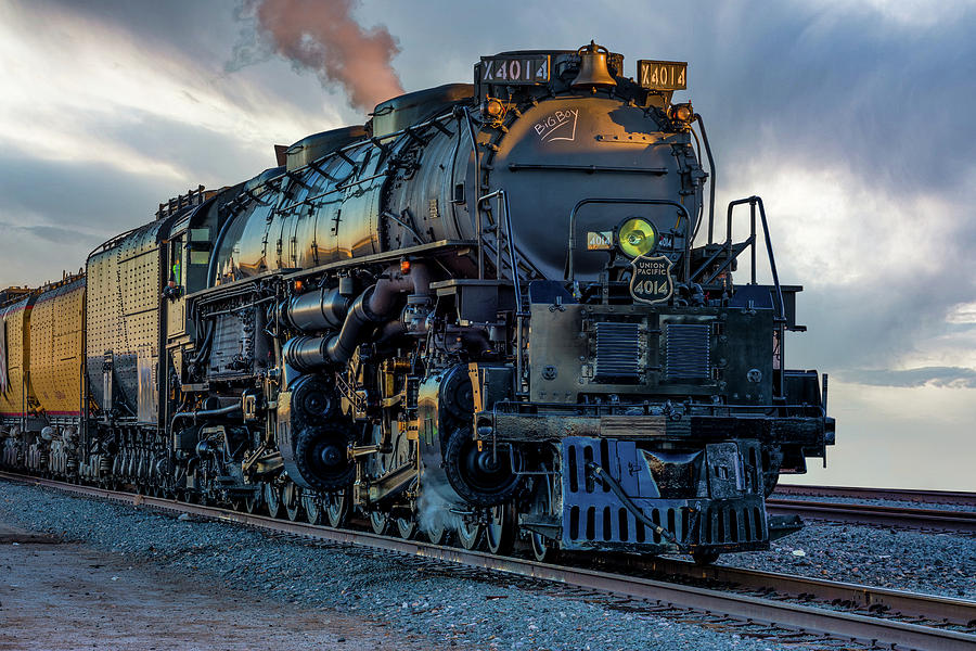 Big Boy 2 by Peter Tellone