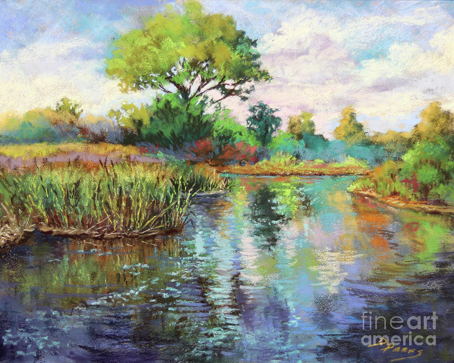 Big Branch Marsh by Dianne Parks