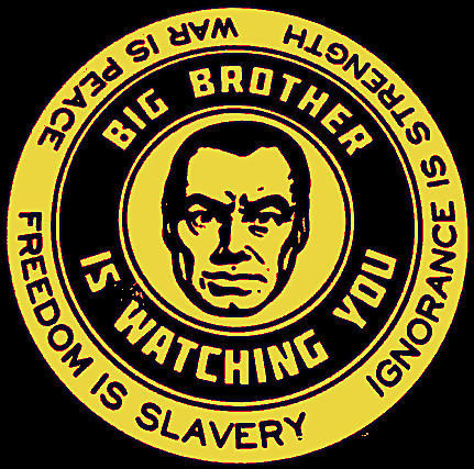 Big Brother Tee-Shirt by Steve Fields