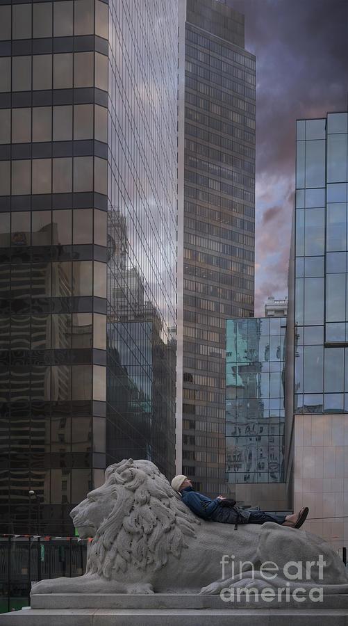 Big City Small Man by Jim Hatch
