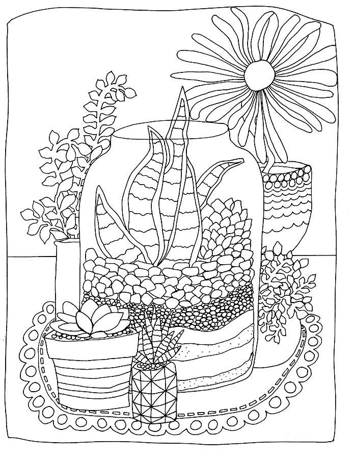 Big Flower Terrarium Digital Art By Kim Kosirog,Boneless Ribs In Oven