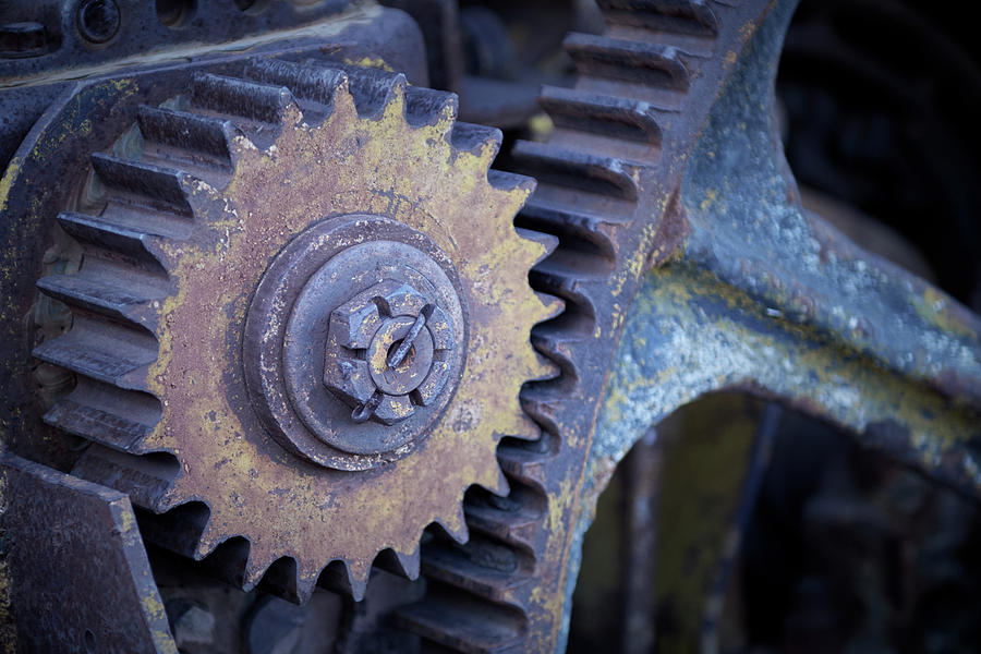 Big Gears by Paul Freidlund
