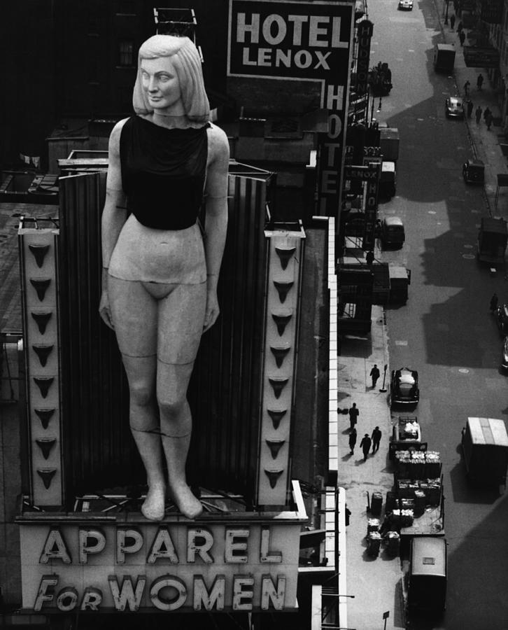 Big Girl Photograph by Keystone