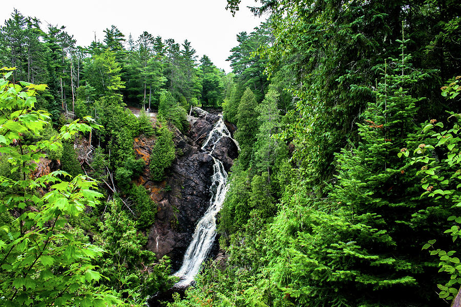 Big Manitou Falls by Neal Nealis