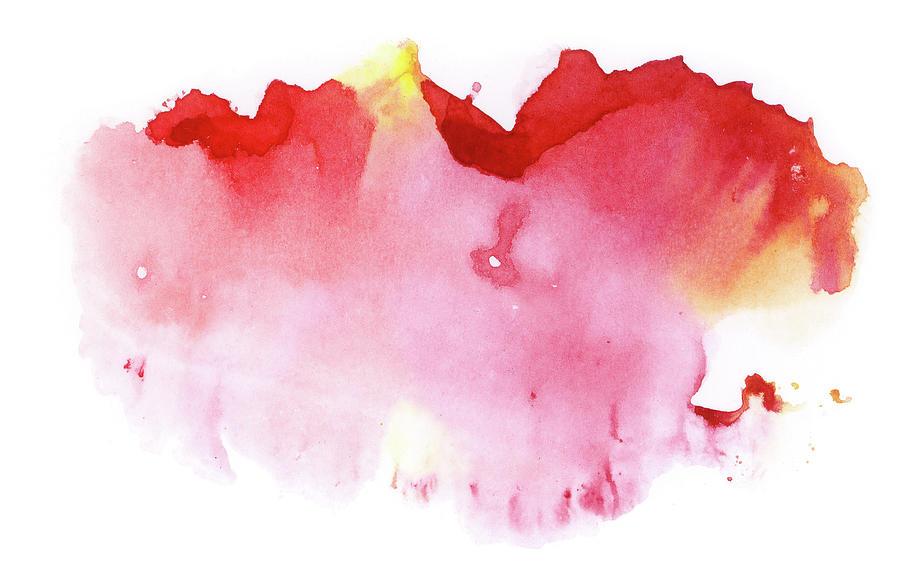 Big Red Blob Photograph by Alenchi