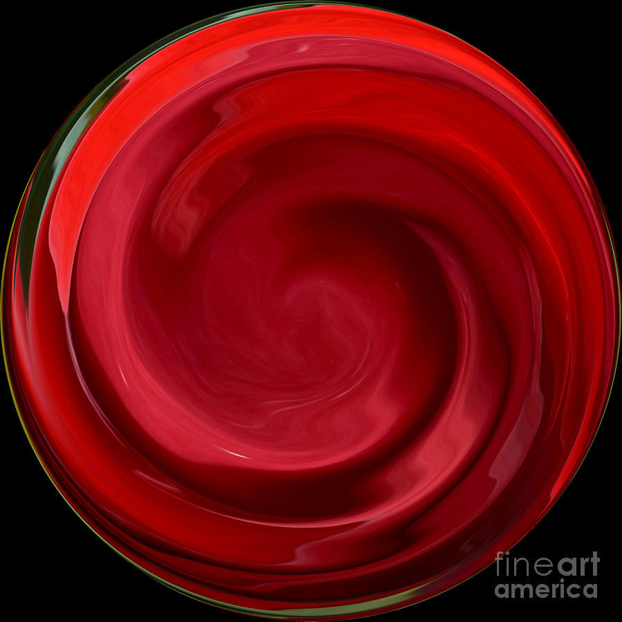 Big Red by Yvonne Johnstone