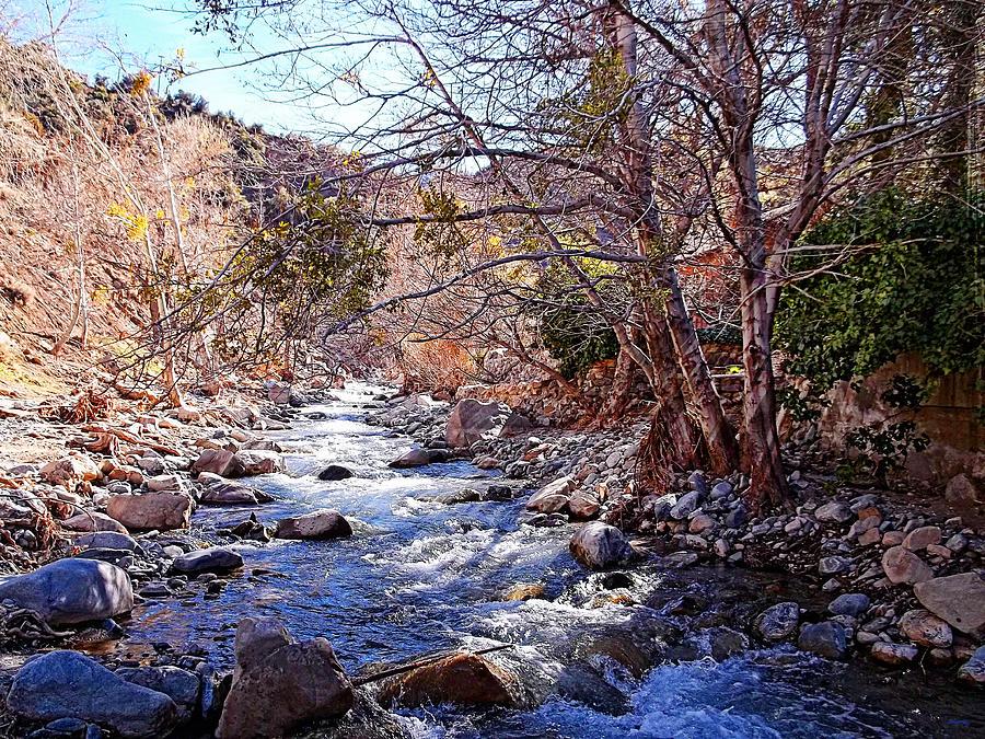 Big Rock Creek At Midday by Glenn McCarthy Art and Photography