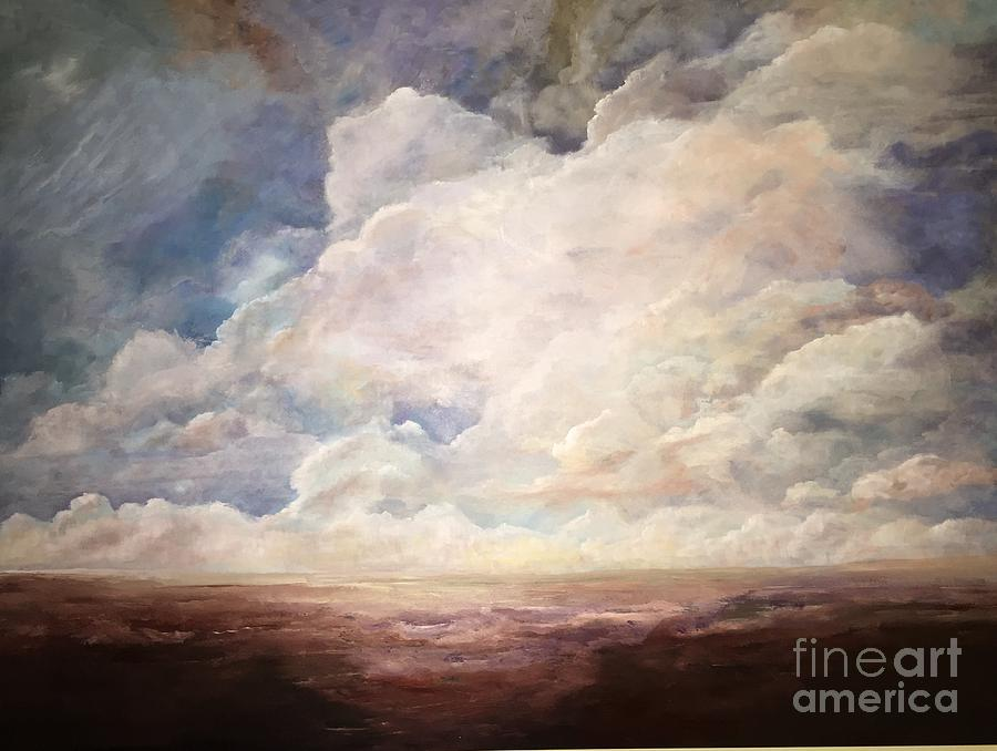 Big Sky by Connie Pearce