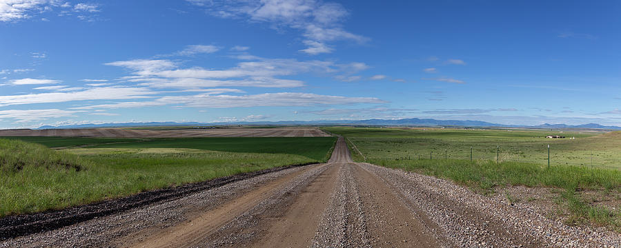 Big Sky Country Montana  2014-1 by Thomas Young