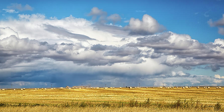 Big Sky Montana by Cheryl Strahl