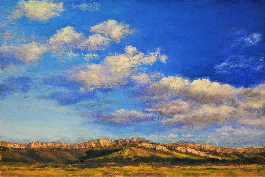 Big Sky Series I by Lee Tisch Bialczak