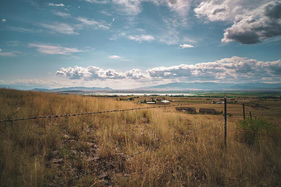 Big Sky Vistas by Nisah Cheatham