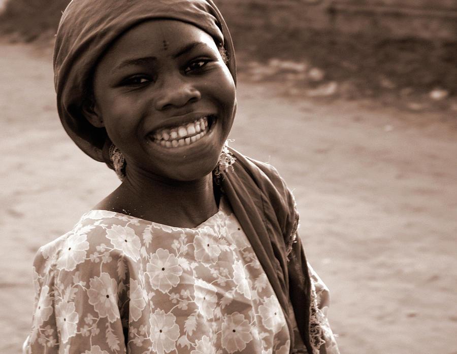 Big Smile Photograph by Peeterv