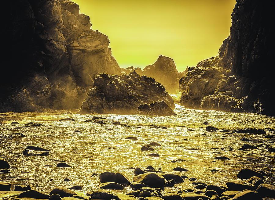 Big Sur Beauty by Francine Collier