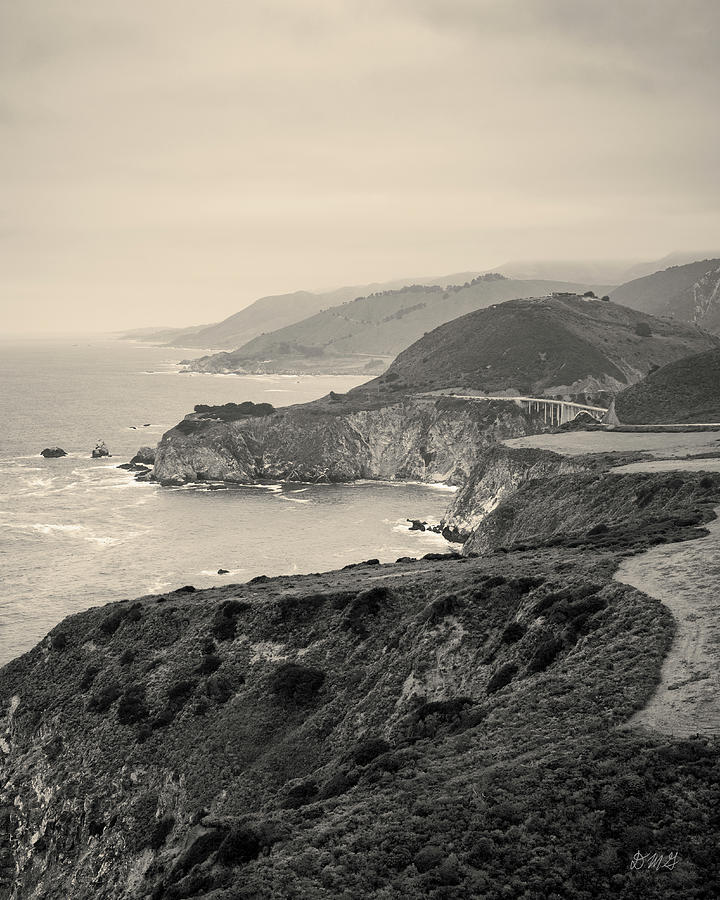 Big Sur Coast VII Toned by David Gordon