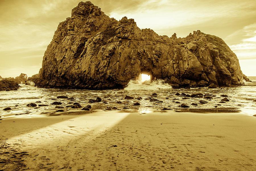 Big Sur Gem by Francine Collier