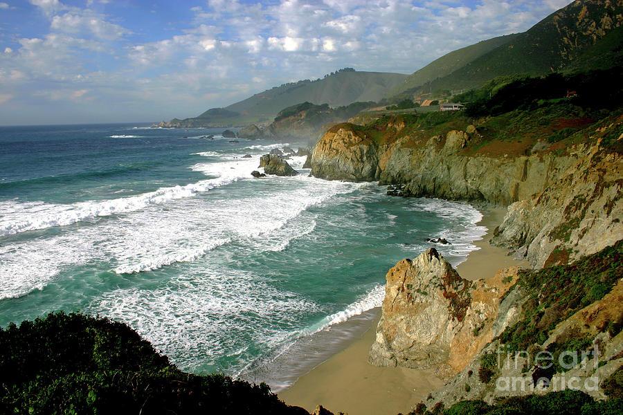 Big Sur by Paula Guttilla