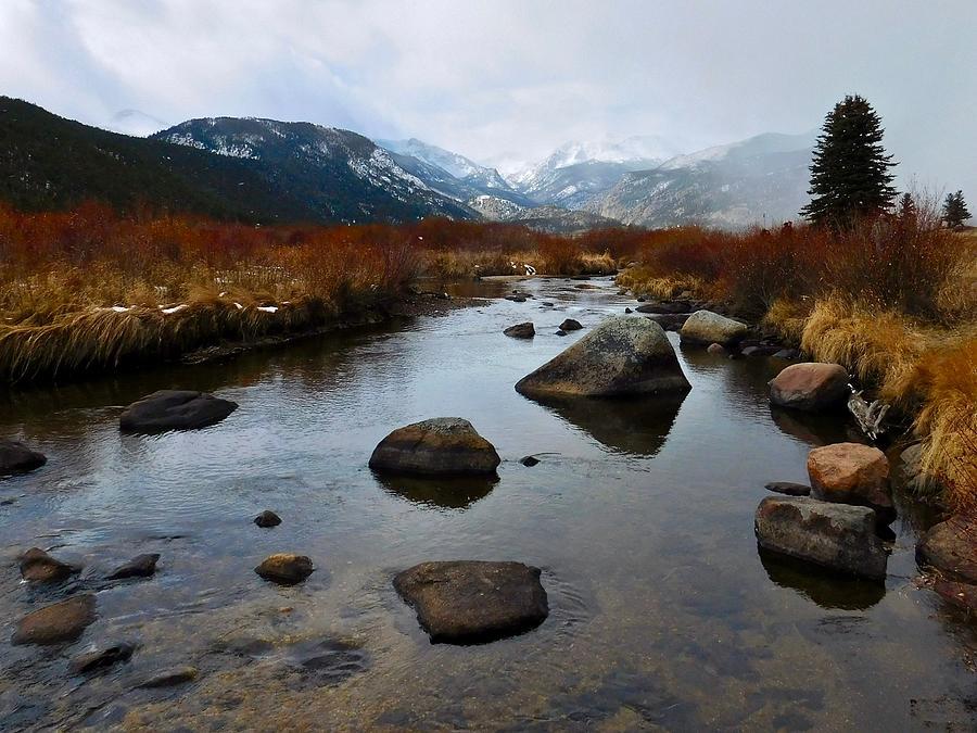 Big Thompson River by Dan Miller