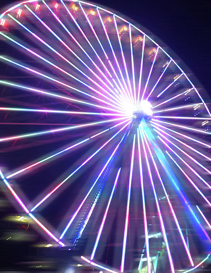 Big Wheel Photograph