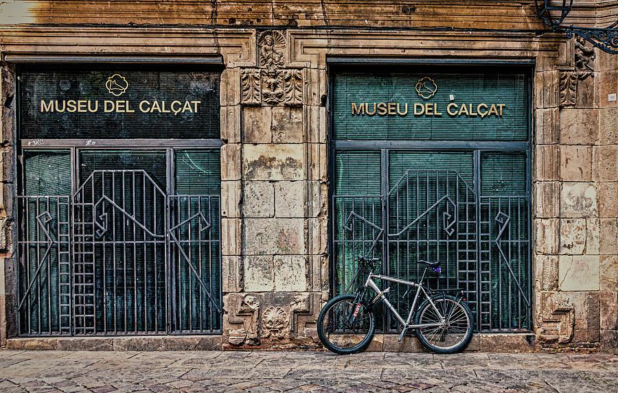 Bike Against Museu Del Calcat by Darryl Brooks